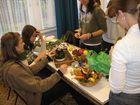 Asztaldísz-készítő verseny