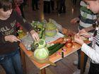 Zöldségbáb-készítő verseny